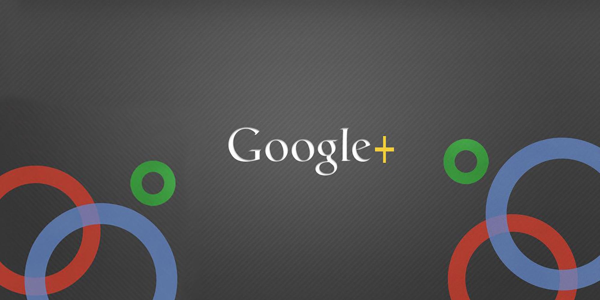 We've added Google +1!