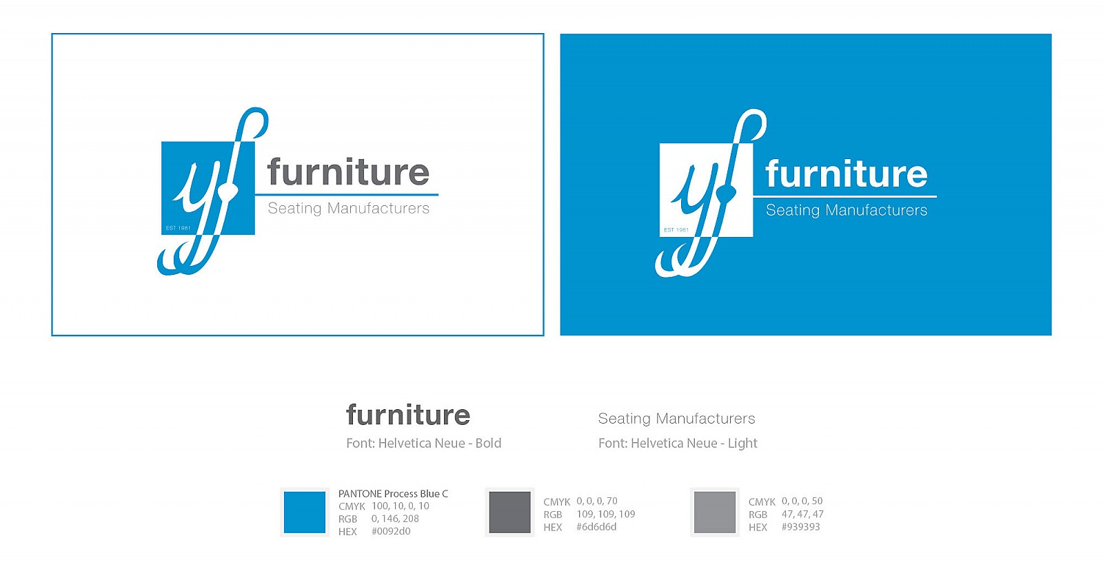 YF Furniture Logo